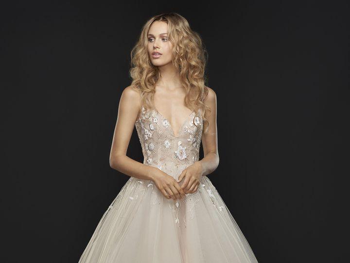 Tmx 1498628935003 Hayley Paige Bridal Fall 2017 Style 6764 Gael9 Plano wedding dress