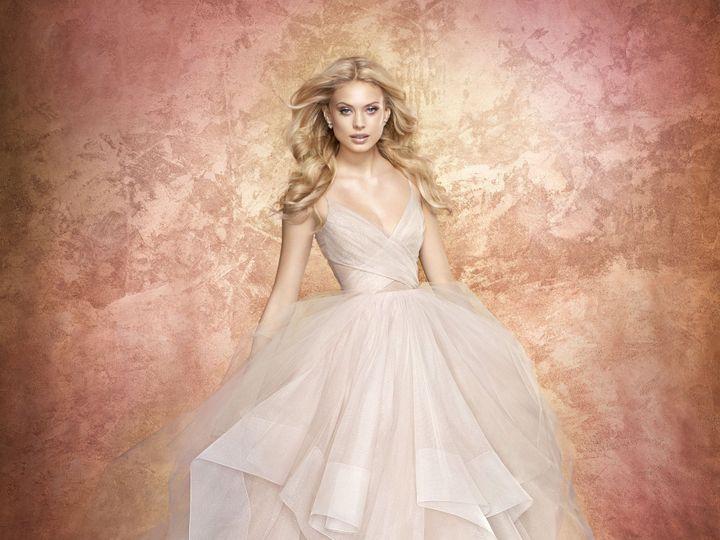Tmx 1498629026527 Hayley Paige Bridal Spring 2017 Style 6709 Chandon Plano wedding dress