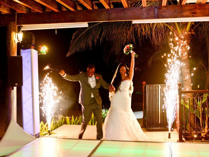 Tmx 1475086628056 Grand Entrance Fireworks Milwaukee wedding planner