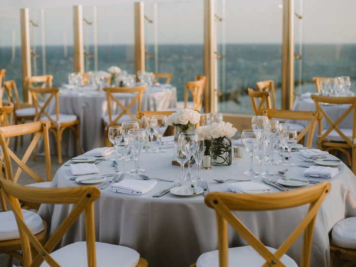 Tmx Sky Terrace Tables 51 945719 Milwaukee wedding planner