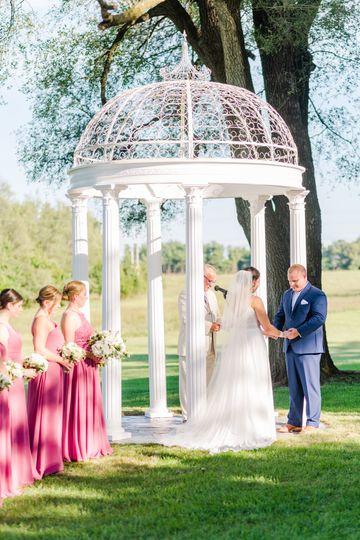 Wedding Pegola