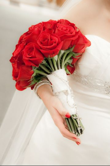 Max Anisimov Photography - Bridal bouquet