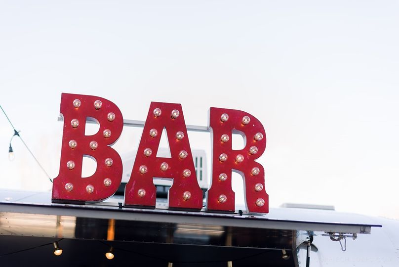 Bar Marquee Sign Options