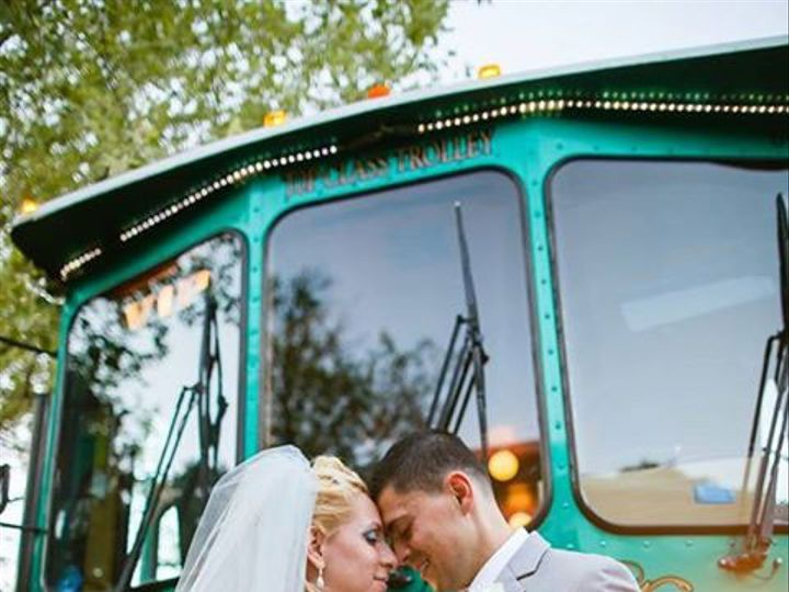 Tmx 1454359354902 Trolley Bride Yonkers, NY wedding transportation