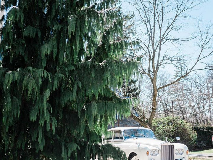 Tmx 1963 Rr With Tree 51 106719 V1 Yonkers, NY wedding transportation