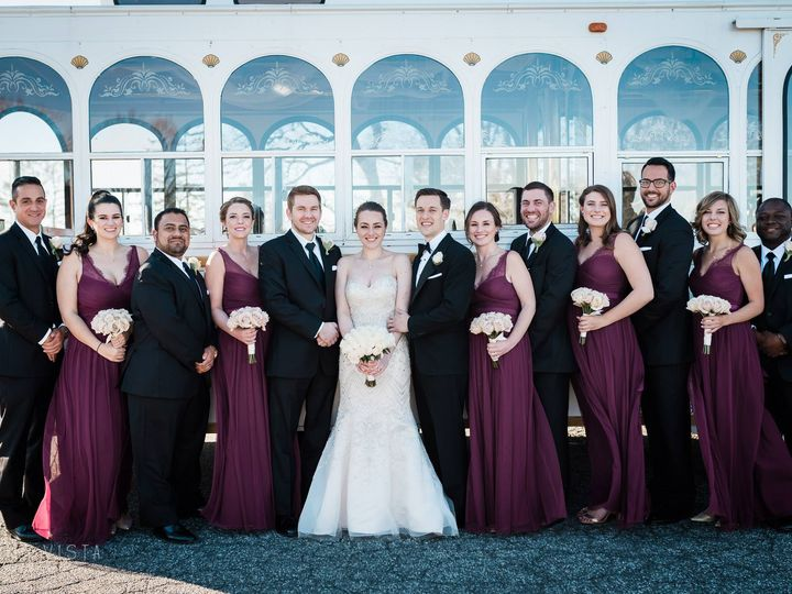 Tmx Bridal Party With Trolley 51 106719 V1 Yonkers, NY wedding transportation