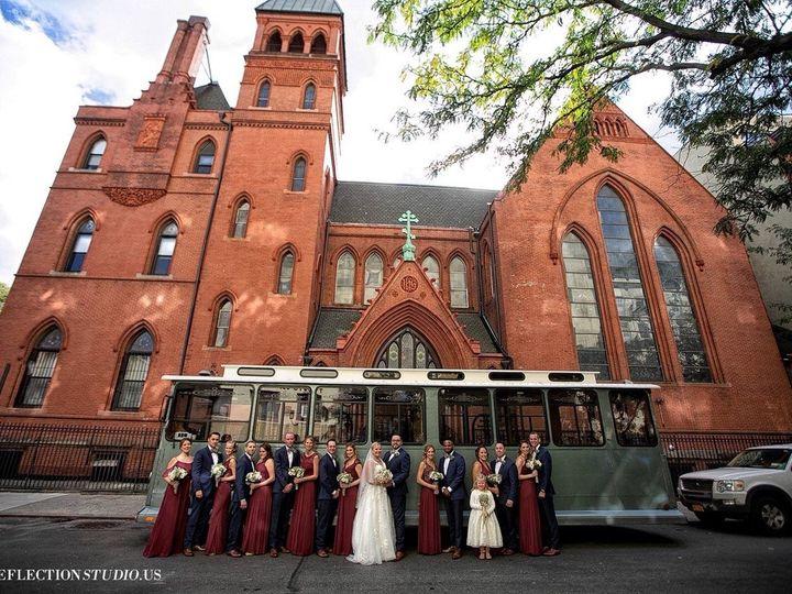 Tmx Gray Trolley 51 106719 157833110194172 Yonkers, NY wedding transportation