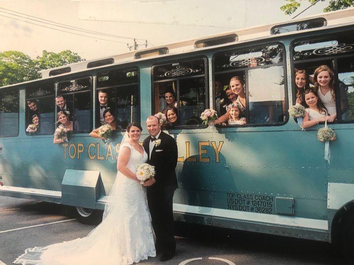 Tmx Gray Trolley 51 106719 157833162254530 Yonkers, NY wedding transportation