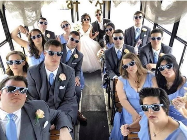 Tmx Interior In Trolley 51 106719 1571320158 Yonkers, NY wedding transportation
