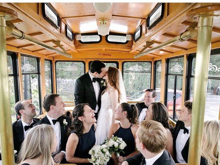 Tmx Kidd The Bride On Troleu 51 106719 157833162239732 Yonkers, NY wedding transportation