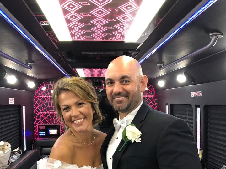 Tmx Partybus Bride Groom 51 106719 1571320159 Yonkers, NY wedding transportation