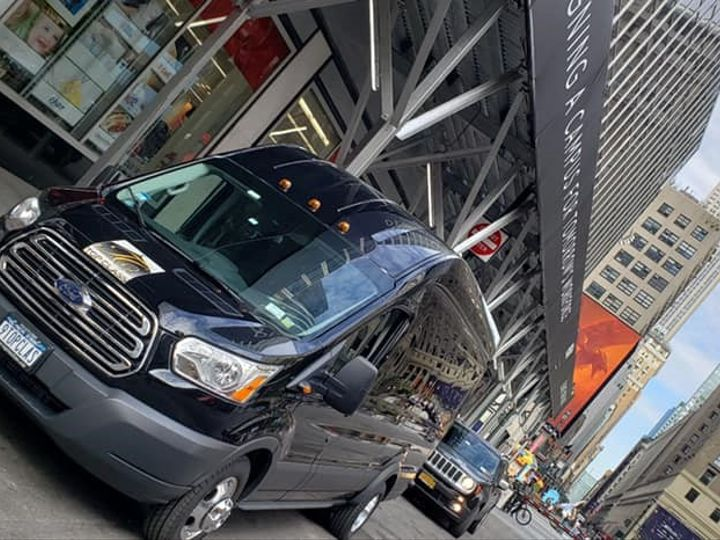 Tmx Transit Van Nyc 51 106719 1571320203 Yonkers, NY wedding transportation