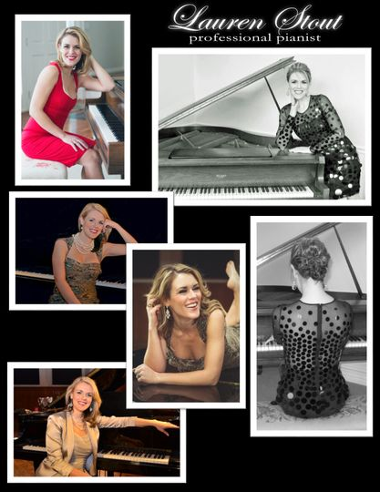 lauren stout pianist photos