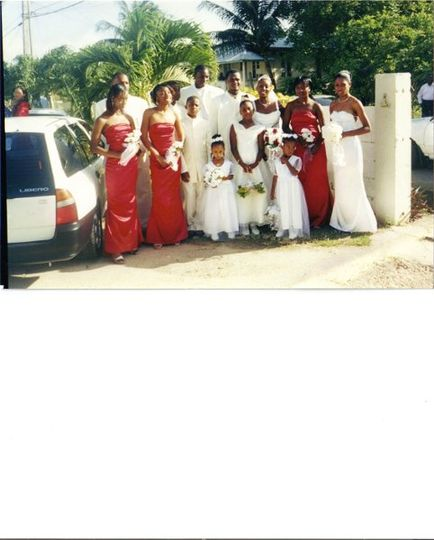 Wedding P.O.S.Trinidad