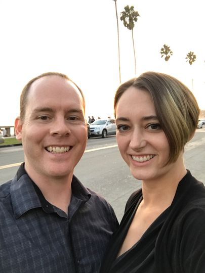 Rachel and jay