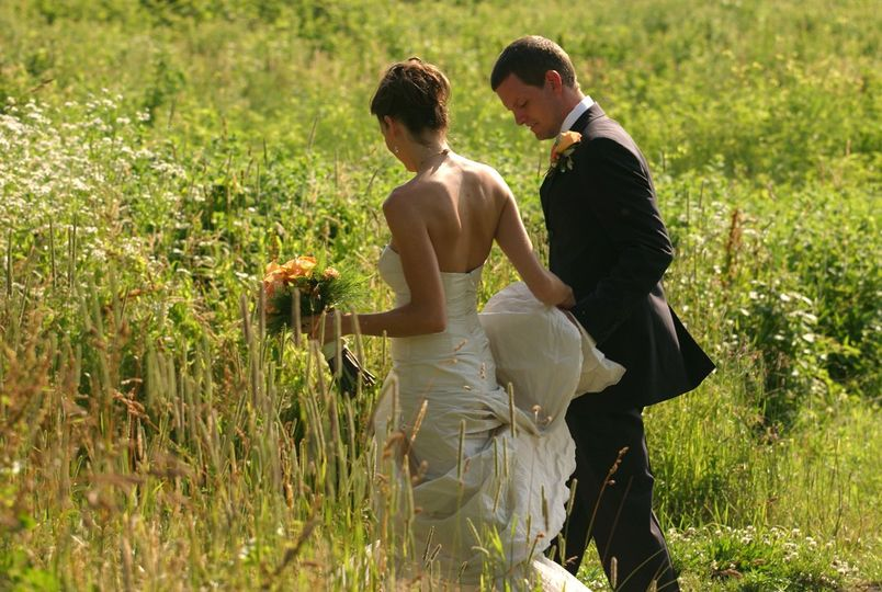 Norman Bird Sanctuary wedding