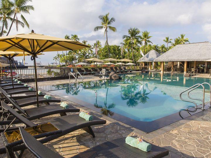 Tmx 1483576954404 Pool Shot Kailua Kona, HI wedding venue