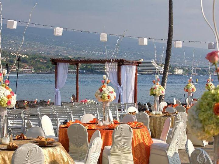 Tmx 1504410254349 Ceremony Reception On Luau Grounds Kailua Kona, HI wedding venue