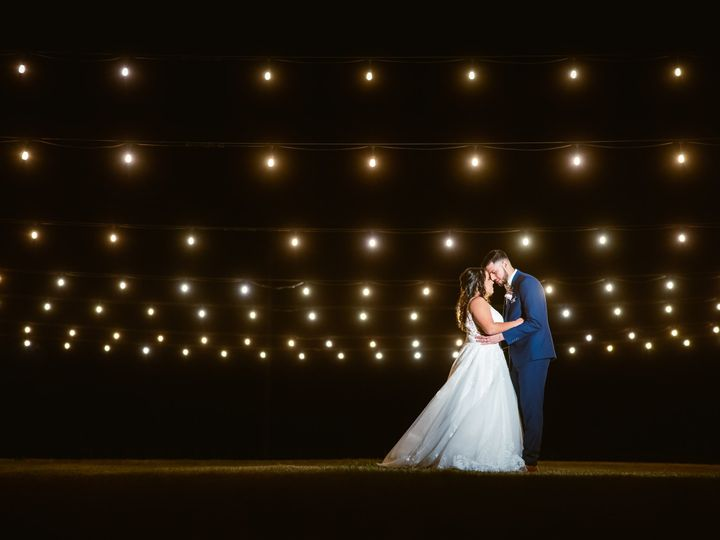 Tmx Bistro Lights Mm By Magdiel Photography 51 1897719 161832264789371 Ferris, TX wedding venue