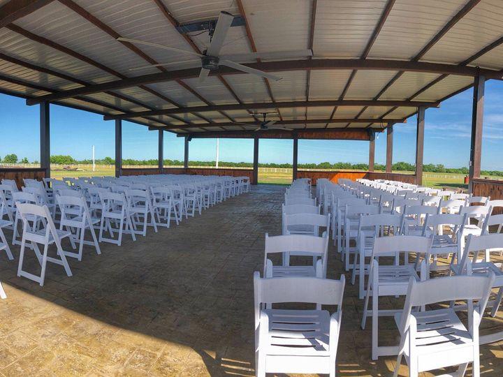 Tmx Pavillion1 51 1897719 157798423780445 Ferris, TX wedding venue