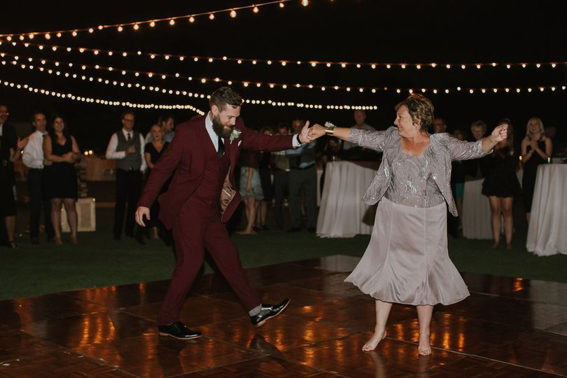 Mother/ Son Dance