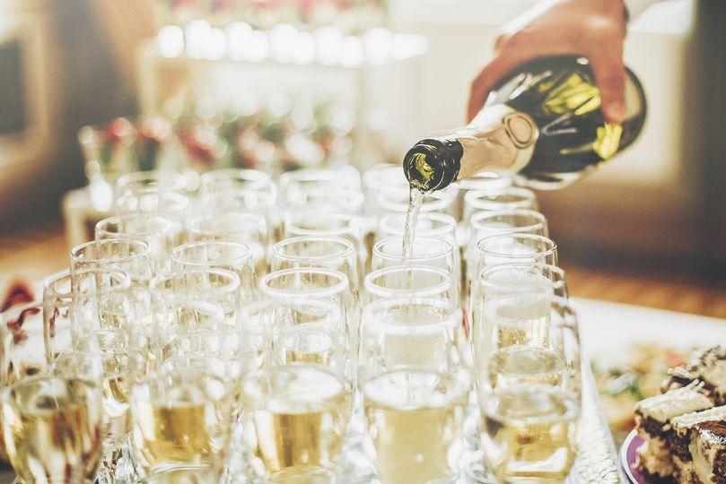 Toast Champagne Glasses