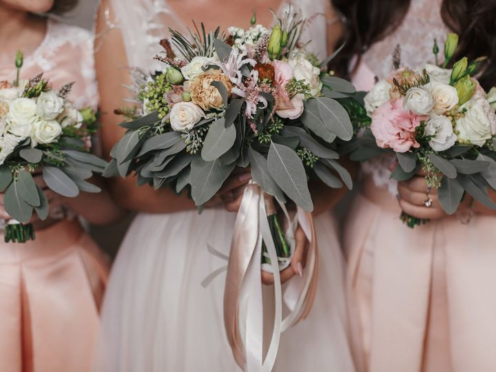 Tmx Boquet With Eucalyptus 51 1038719 158699322175936 Modesto, CA wedding planner