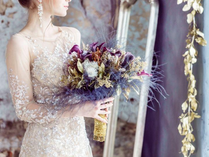 Tmx Dreamy Purple Boquet 51 1038719 158719591825229 Modesto, CA wedding planner