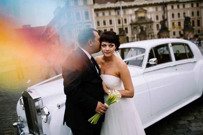 Wedding for 2 in Prague