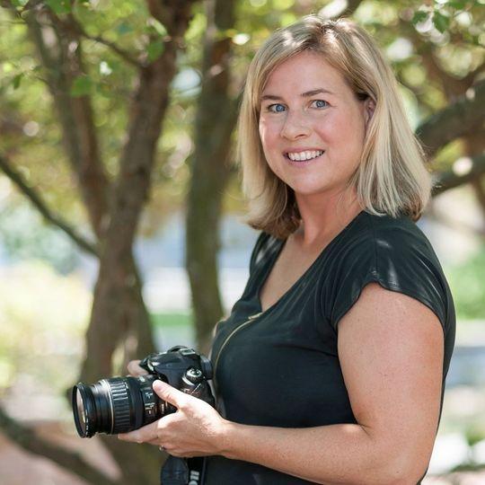 Lead videographer Olivia