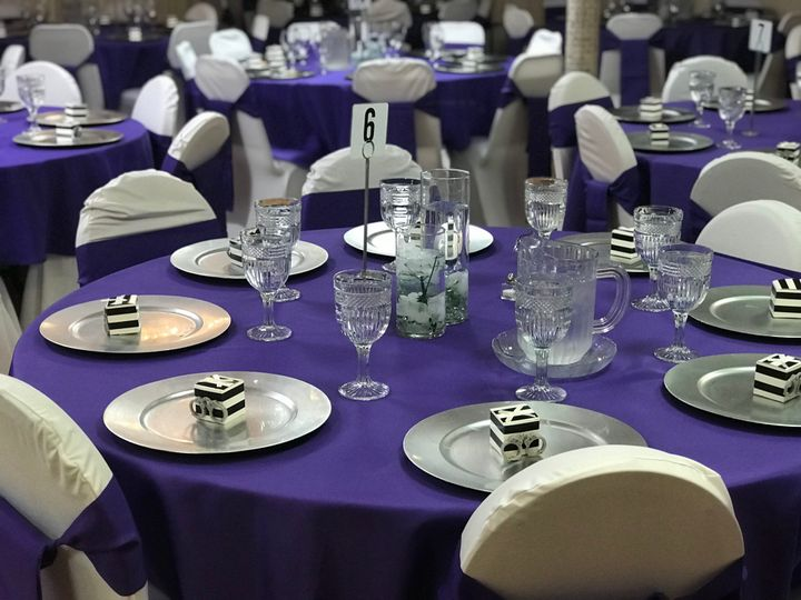 Wedding Reception (King's)