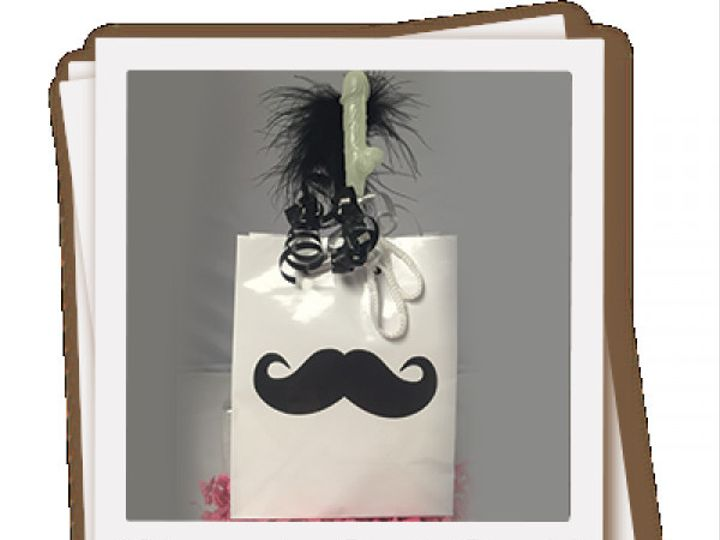 Tmx 1472153651853 Mustache Bash Bridegiftbags Blackwood wedding favor