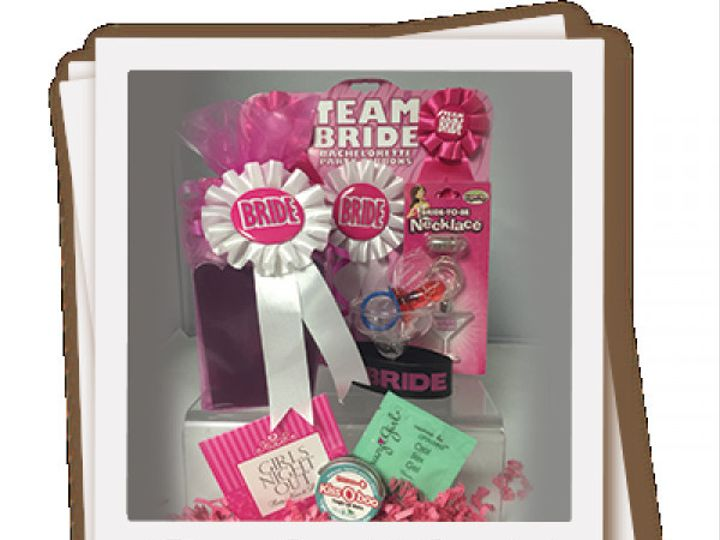 Tmx 1472154605729 Team Bride Gift Box Bridal Contents Blackwood wedding favor