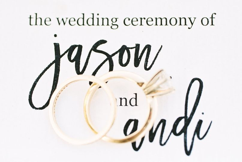 Wedding rings | Photo by Nancy Ray Photography