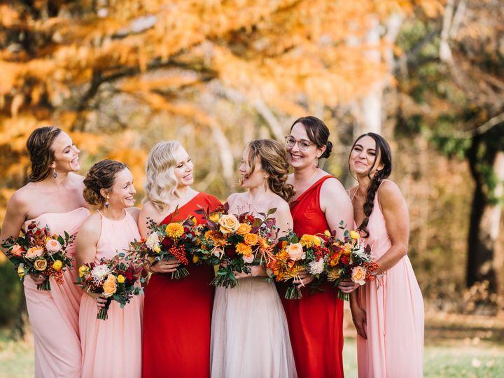 Tmx Carolyn Seth Cylburn Arboretum Wedding Lauren C Photography 32 51 990819 161176037590034 Fallston, MD wedding florist