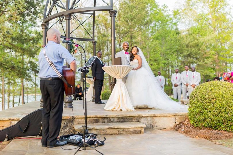 Wedding at Lake Lanier Islands Resort