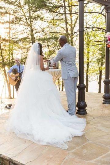 Wedding at Lake Lake Lanier Islands Resort