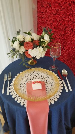 Corblue bridal