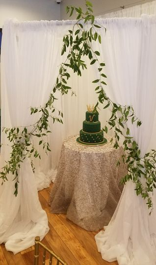 Cake canopy