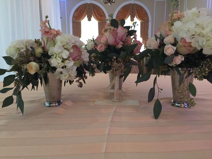 Tmx 1517621298 767d9eba3b232246 1517621297 66498e7d0a669eab 1517621296256 6 Julep Cups Philadelphia, Pennsylvania wedding florist