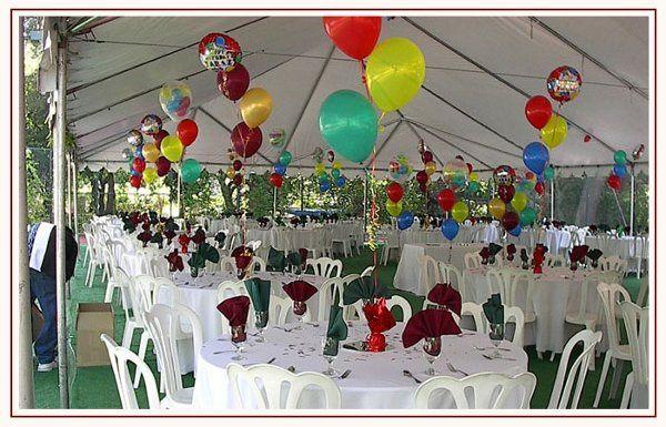 Backyard Party Rentals Event Rentals Orlando Fl
