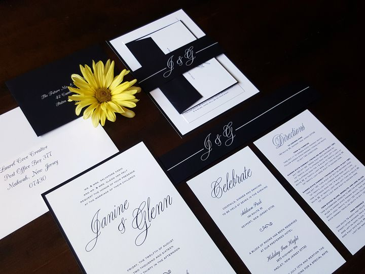 Tmx 1498169059515 Janine Andover, NJ wedding invitation