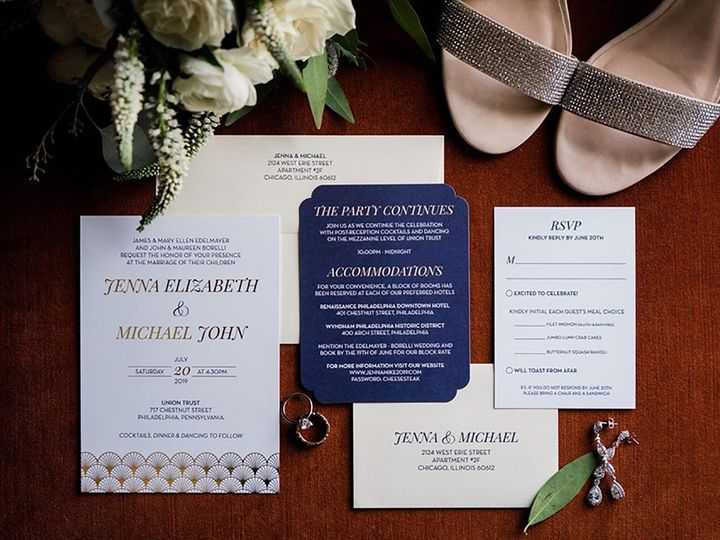 Tmx Borelli Suite 51 975819 1563925346 Andover, NJ wedding invitation