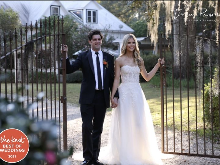 Tmx Hailey White The Henry Smith House 1 51 1987819 162100494334332 New Orleans, LA wedding videography