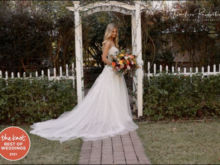 Tmx Hailey White The Henry Smith House 4 51 1987819 162100496337859 New Orleans, LA wedding videography