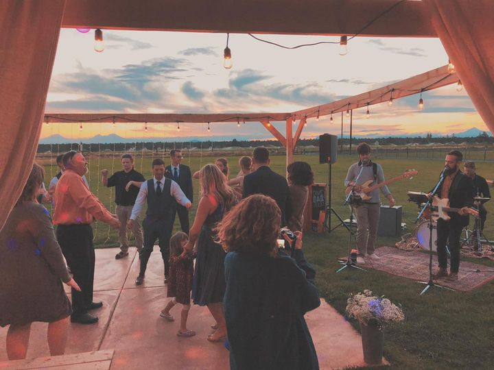 Wedding in Bend, OR