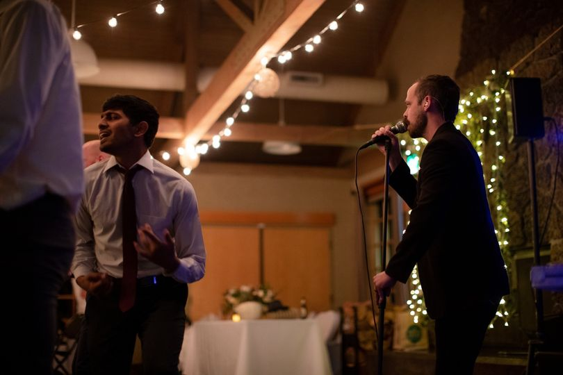 Wedding at Aspen Hall in Bend