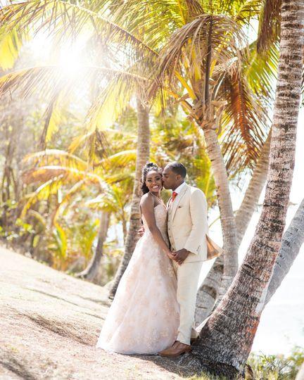 This Wedding had a creole vibe