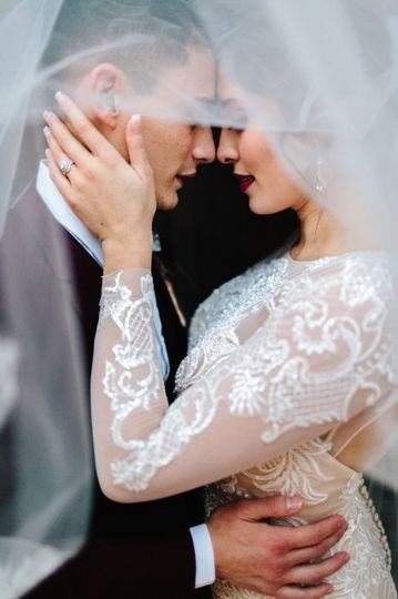 Inside the veil