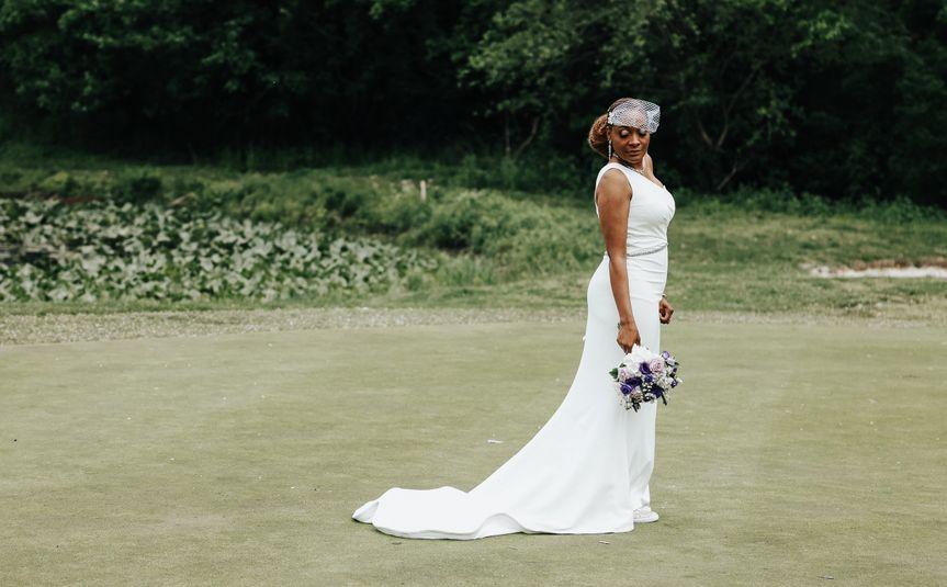 Dramatic Bridal Photos